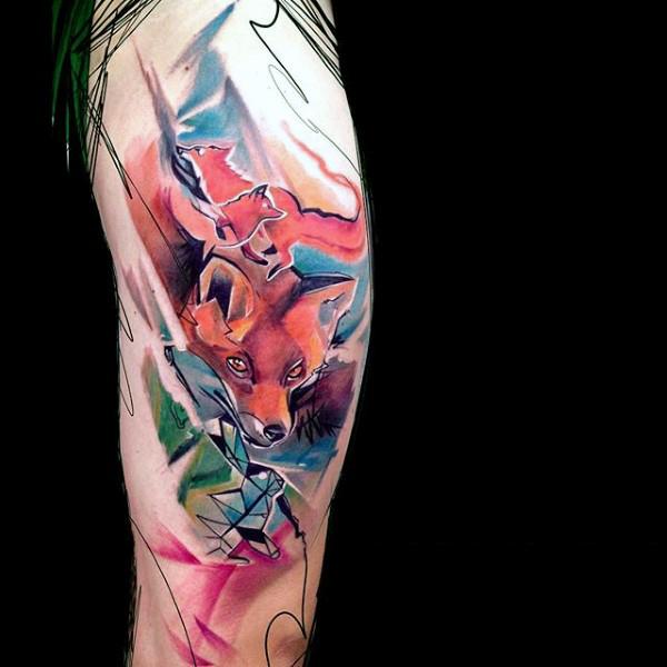 fox-tattoo-designs-2