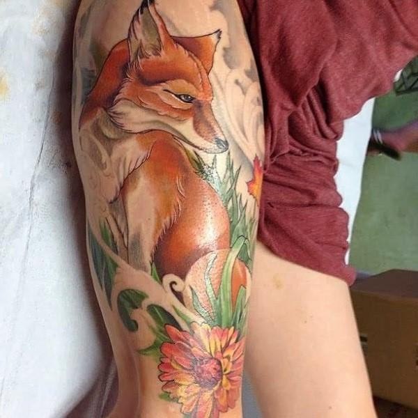 fox-tattoo-designs-27
