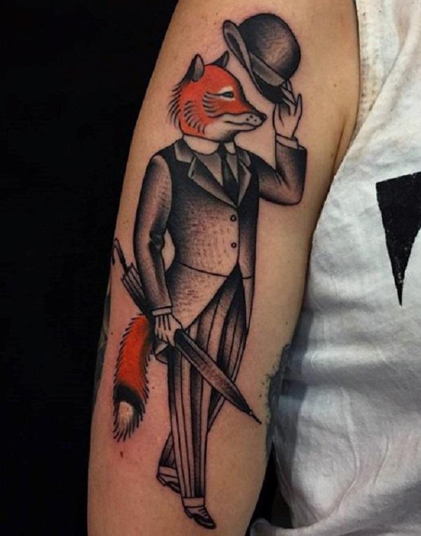 fox-tattoo-designs-38
