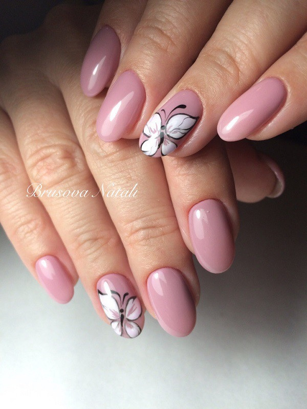 35 Nail Designs For Winter Nenuno Creative