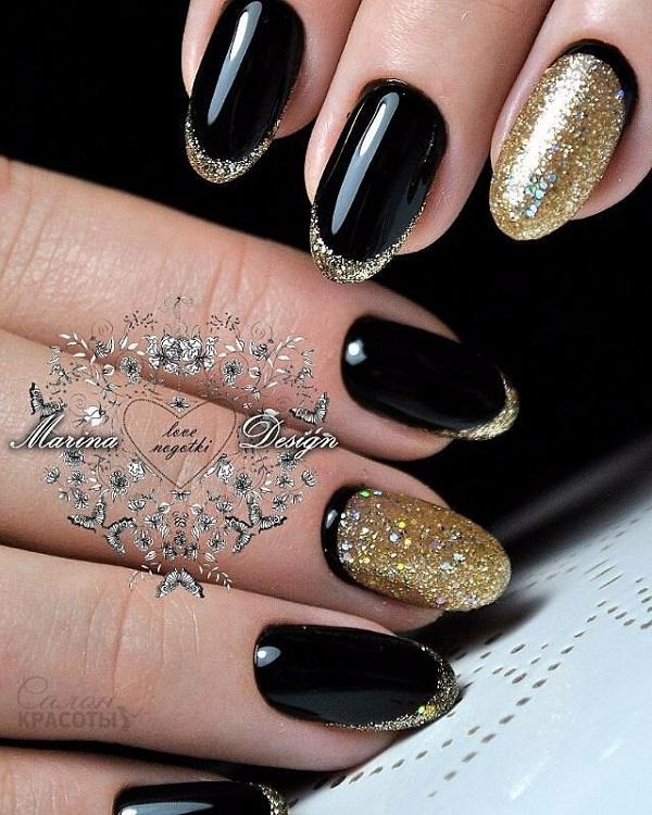 black-nail-art-designs-1