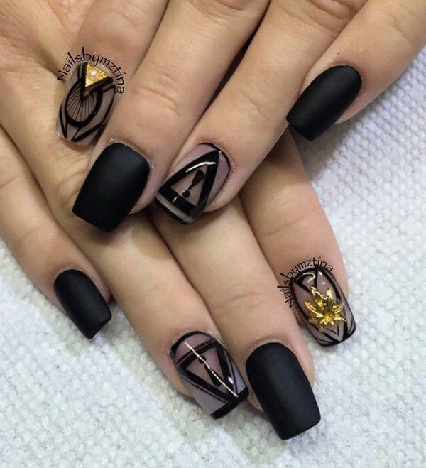 black-nail-art-designs-13