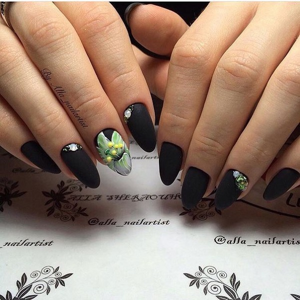 black-nail-art-designs-14