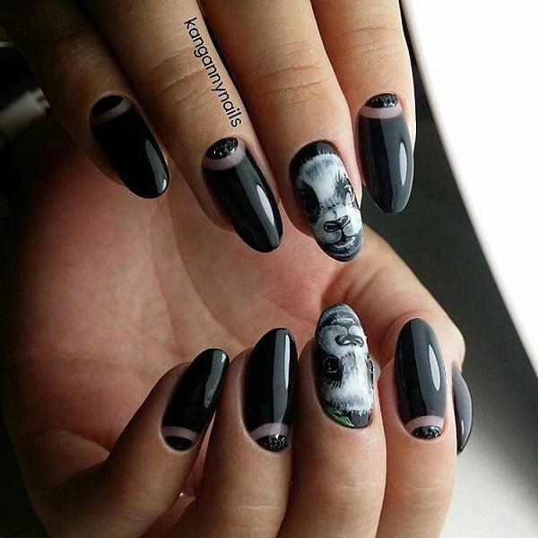 black-nail-art-designs-25
