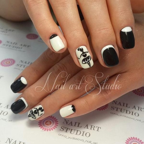 black-nail-art-designs-27