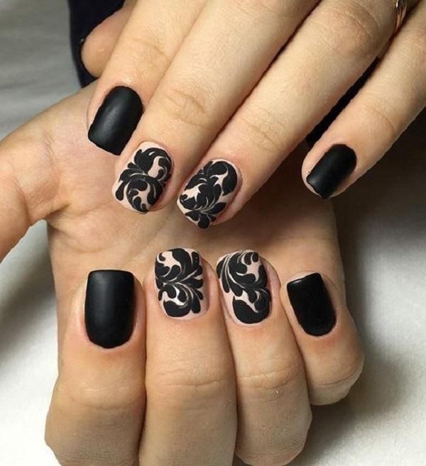black-nail-art-designs-38