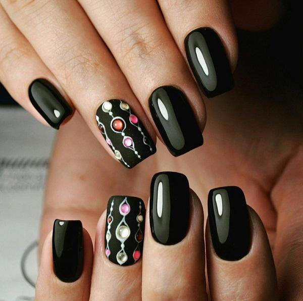 black-nail-art-designs-42