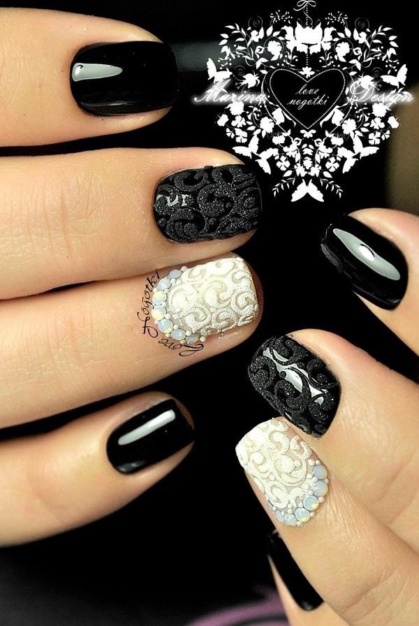 black-nail-art-designs-50