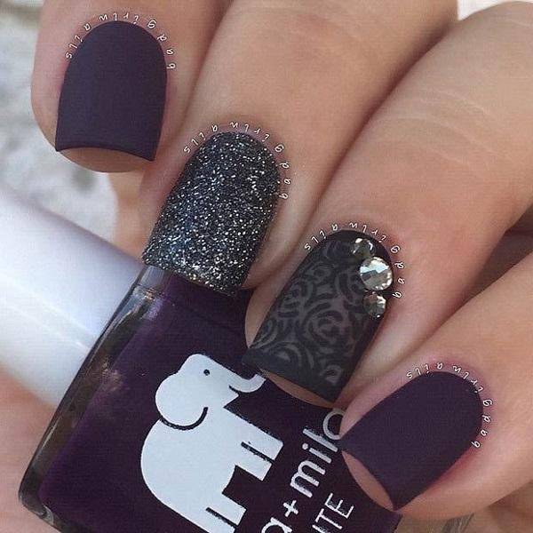 black-nail-art-designs-9