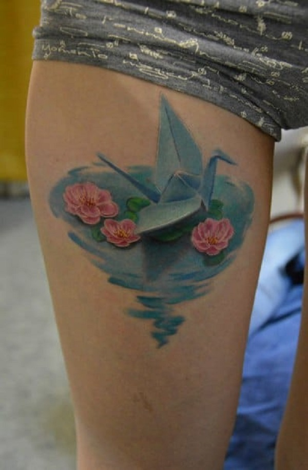 origami-bird-tattoo-by-andrey-lelyuk