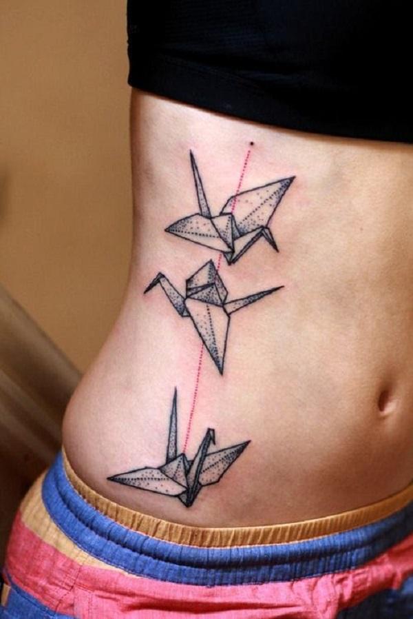 origami-bird-tattoo-by-jonathan-earl-de-pyper