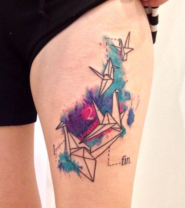 origami-bird-tattoo-by-lu-pariselli