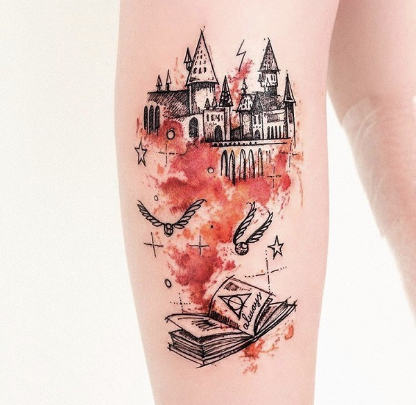 45 Amazing Book Tattoo Ideas Nenuno Creative Tattoobook.eu is the no.1 destination for all your shopping regarding tattoo books. 45 amazing book tattoo ideas nenuno