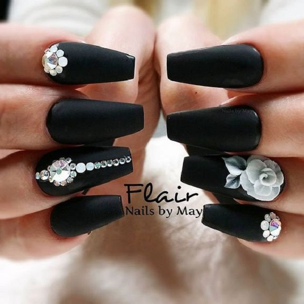 50 COFFIN NAIL ART DESIGNS - nenuno creative