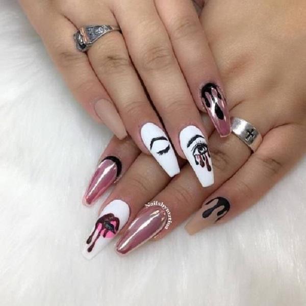 fingernail designs 2017