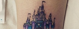 55 Castle Tattoo Art Designs