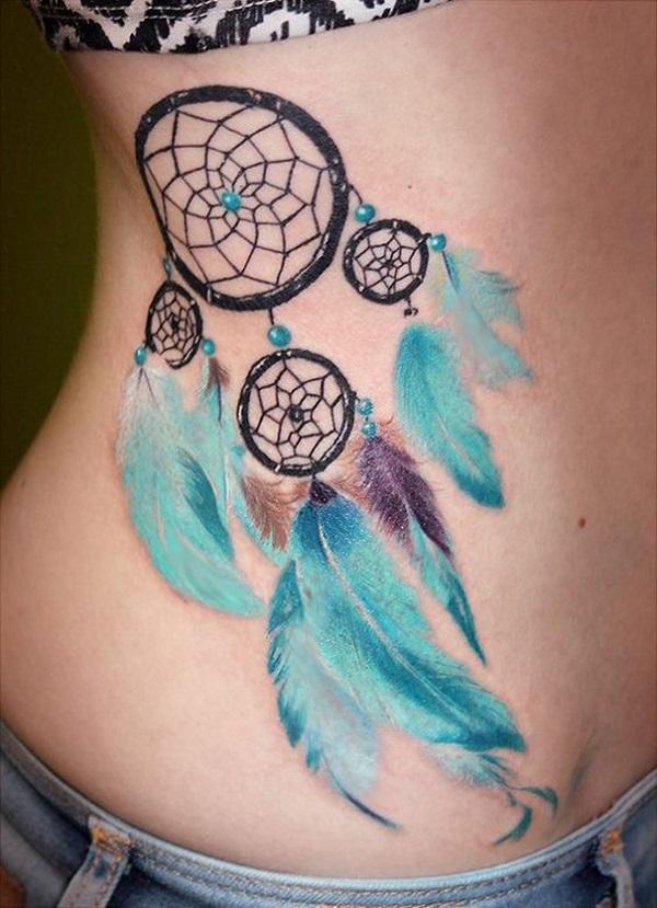 50 Dreamcatcher Tattoo Designs Nenuno Creative