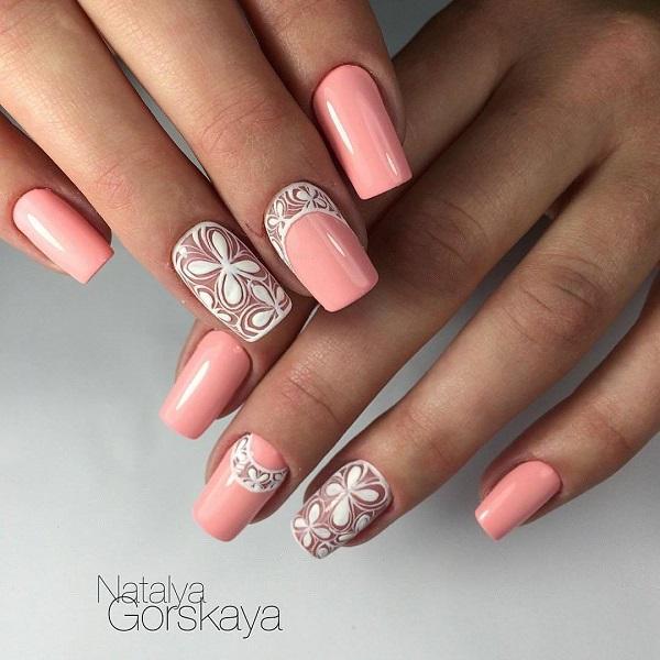 Nail art examples gallery nail art and nail design ideas nail art peach image collections nail art and nail design ideas 60 nail art examples for prinsesfo Images