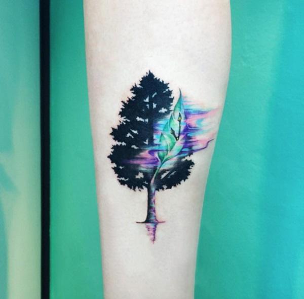 Tattoo Ideas Trees: 55 Tree Tattoo Designs