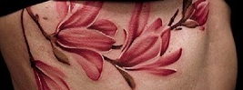 70 Magnolia Flower Tattoo Design Ideas