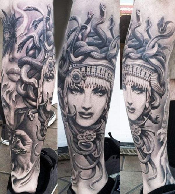 60 Medusa Tattoo Designs Nenuno Creative