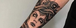 60 Medusa Tattoo Designs