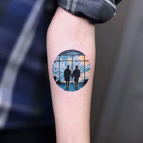 45 Vincent Van Gogh Tattoos Nenuno Creative