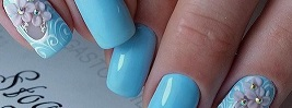 65 Blue Nail Art Ideas