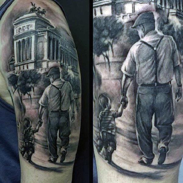 Tattoo Ideas Uk: 55 FAMILY TATTOO IDEAS