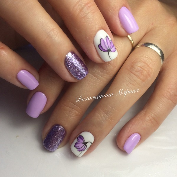 Christmas Nail Art For Short Nails: 55 SUMMER HOLIDAY NAIL ART IDEAS