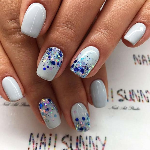 32 Gorgeous Nail Art Images Inspired By Summer Motifs: 55 SUMMER HOLIDAY NAIL ART IDEAS