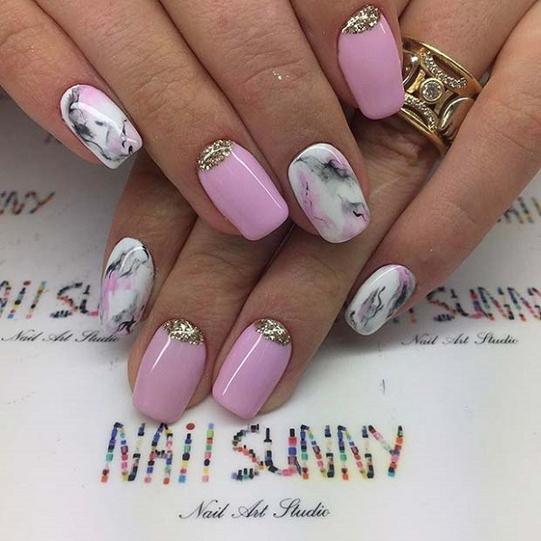 55 Summer Holiday Nail Art Ideas Nenuno Creative